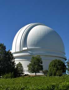 Mount Palomar Observatory, California. Home of the 200 inch telescope which was the world record for quite a long time.