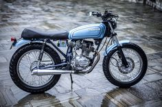 Images For > Cafe Racer Motorcycle 125cc