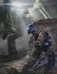 The Last Human by Käri Christensen