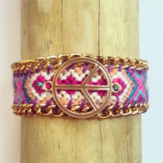 Freundschaftsbänder - HIPPIE IBIZA BEACH - ein Designerstück von hippie-love bei DaWanda