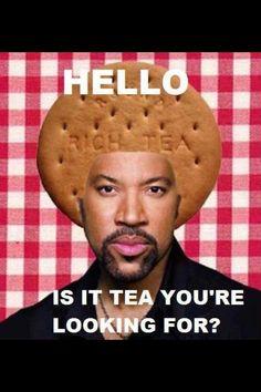 Lionel Rich-Tea Rich tea = 2 sins Rich tea finger = 1 sin