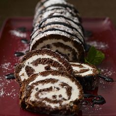 Ice Cream Cake Roll Makes: 10 servings - FamilyCircle.com