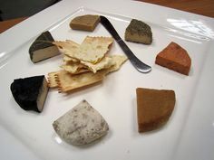 Vegan Cheese - 2 brands that (apparently) taste amazing. Kite Hill and Miyoko's Kitchen. Photo: Alix Wall