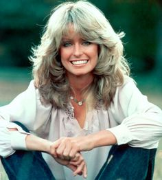 Farrah Fawcett -beautiful lady. Inside and out.