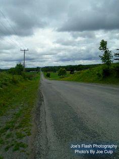 Bronk Road in Thurlow Ward in the City of Belleville Ontario