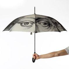 Eye Umbrella Gray