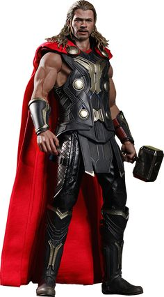 """Thor """"Asgardian Light Armor""""  $229.99  (Click on picture links to see more pics, details, & to pre-order from Sideshow!)"""