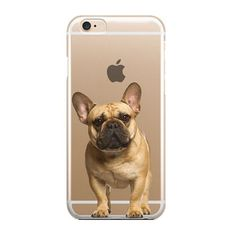 6S Case Cute Dogs, Transparent Crystal Clear Soft Gel Flexible Cover