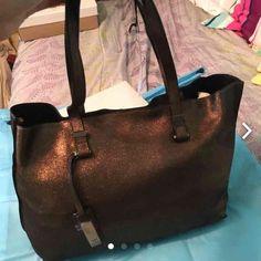 FINAL PRICE!!! New with tag. Bronze tote Bronze. New. Original price $188 ANTONIO MELANI Bags Totes