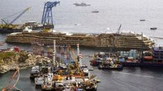 Human Remains Found on Costa Concordia.
