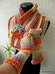 Resultado de imagem para lyubava crochet