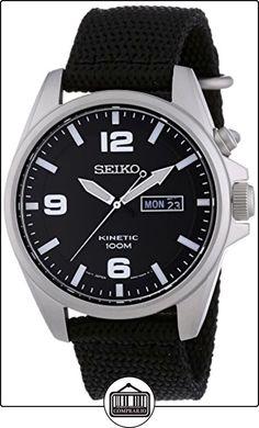 Seiko Reloj con movimiento cuarzo japonés SMY143P1 41 mm de  ✿ Relojes para hombre - (Gama media/alta) ✿