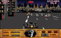 Batman, Amiga 500, 1989