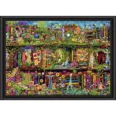 Heaven and Earth Designs The Secret Garden Counted Cross-Stitch Chart Was: $20.99                     Now: $15.99