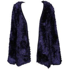 Evil Twin Archaic Knit Coat