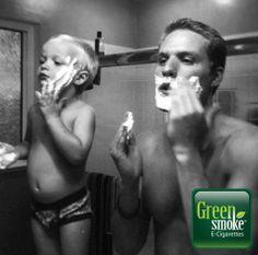 """19 de Marzo """"Dia del Padre"""" Regala a tu padre Salud y Bienestar... Regalale un Kit de Green Smoke!!! de Venta en Algeciras"""