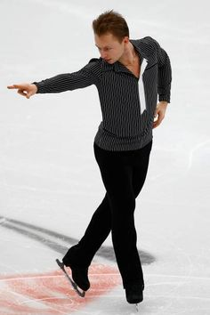 Alexander Majorov of Sweden performs in the Men Free Skating during the ISU European Figure Skating Championships 2018 at the Megasport Arena in...