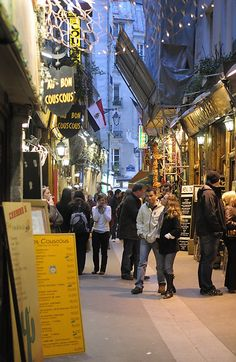 Latin Quarter, Paris - a fun and lively place for an evening.  ASPEN CREEK TRAVEL - karen@aspencreektravel.com