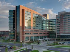 Architectural photographer Steve Maylone recently completed a 4 day shoot for HDR Architecture — University of Colorado Hospital in Aurora, Colorado. Hdr Architecture, University Of Colorado, Architectural Photographers, The Expanse, Aurora, Places, Design, Northern Lights, Lugares