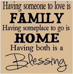 Family Blessing Sign Hand painted wooden by DesignsMM on Etsy, $25.00
