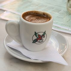 Greek coffee recipe:  how to prepare, what pot to use and how to drink the authentic Greek coffee.