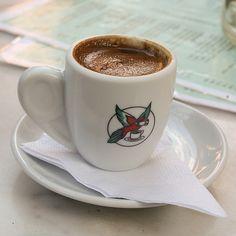 Greek Coffee - Ellinikos Kafes