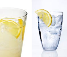 Boisson citron limette vs eau avec citron  http://www.plaisirssante.ca/ma-sante/maigrir/trocs-futes-7-astuces-pour-perdre-des-kilos?slide=6