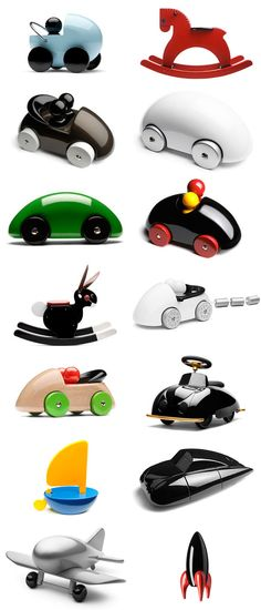 These beautifully crafted toy vehicles are great for kids of all ages. #nightanddayplay #kidsgiftguide