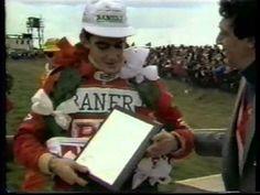 Ayrton Senna Unprecedented Scenes in FF2000 in 198
