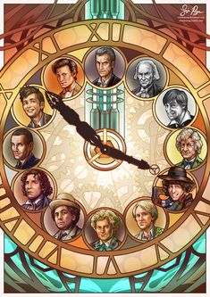 Doctor Who: Through Time and Space by Risachantag.deviantart.com on @DeviantArt
