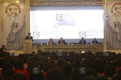 Alcalde Zegarra destacó la presencia de 60 países