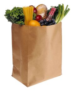Do you eat healthy? Get your kids perspective on what's on your grocery list! You might be surprised!