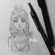 Cleopatra by itslopez on DeviantArt