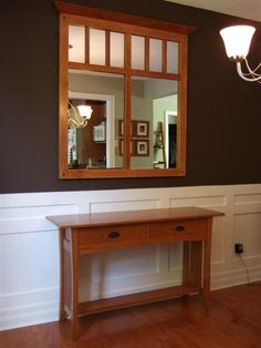 http://www.finewoodworking.com/item/11318/side-table-and-mirror-in-classic-cherry