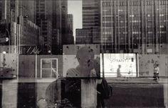 Lee Friedlander Doppio, Self Portrait III, 1968