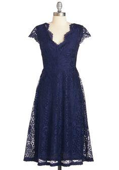 Dresses - Ever So Enchanting Dress