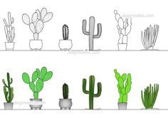 The file was saved in AutoCAD Autocad, Cactus Flower, Flower Pots, Cad Blocks Free, Cad Library, Cad File, Cad Drawing, Detailed Drawings, Amazing Flowers