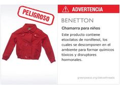 Benetton jacket   #Detox #Fashion