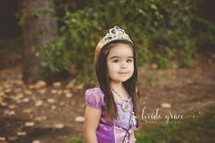 Sofia the First birthday photo session in Redlands California by Heidi Grace Photography