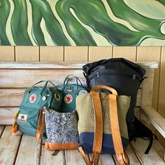 Baum-kuchen (@baumkuchenstudio) • Instagram photos and videos Canvas Leather, Studio, Videos, Instagram, Tree Structure, Kuchen, Studios, Artificial Leather