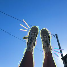 i wish you could of seen the weird looks i got while lying on the pavement with my legs up taking this photo