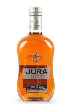 Whisky Jura Elixir 12 ani, Single Malt Scotch (0.7L) - SmartDrinks.ro