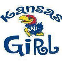 I'm a KU girl forever!