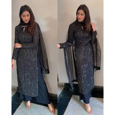 Party Wear Indian Dresses, Indian Fashion Dresses, Pakistani Fashion Casual, Designer Party Wear Dresses, Pakistani Dresses Casual, Dress Indian Style, Pakistani Dress Design, Salwar Suits Party Wear, Wedding Dresses