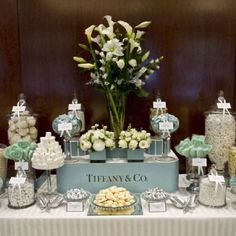 Candy Buffet ideas #CandyBar