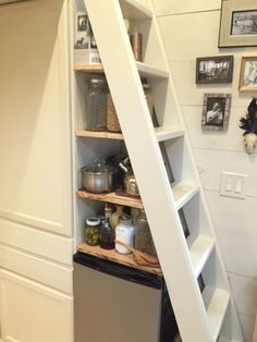Tinyhallhouse house dormer window and more pics of the stairs
