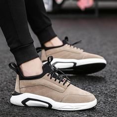 DeeTrade Mens sneakers Prism Suede High Tops (3 colors) Lining Fabric, Cotton Fabric, Samba Shoes, Beige Shoes, Ali, High Tops, Gray Color, Sneakers Nike, Nude