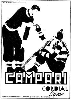 These are advertisements from successive 1937 issues of Corriere della Sera that stand out on the black-and-white page.