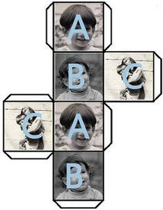 fun family photo cubes - tutorial