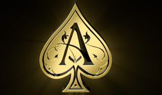 The ace of spades (also known as the spadille) is, traditionally speaking, the highest card in the deck of playing cards, although the actual value of the card varies from game to game. Description from withfriendship.com. I searched for this on bing.com/images